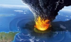 Bí ẩn vụ nổ núi lửa lớn nhất lịch sử, cách gần 5.000km vẫn nghe được