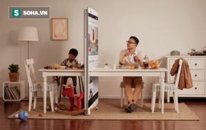"""""""Bố ơi đừng xem điện thoại thoại nữa"""": Lời khẩn cầu của con, bố mẹ cần tự vấn lương tâm"""