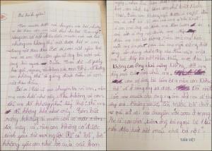 Bức thư một người vô tình nhặt được trên phố khiến hàng ngàn dân mạng rơi nước mắt