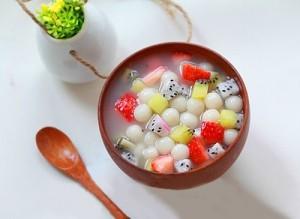 Cách làm chè hoa quả vừa ngọt mát, vừa đẹp mắt