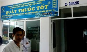 Đình chỉ quầy thuốc của Medipharco – Tenamyd vì bán thuốc hết hạn cho bệnh nhi