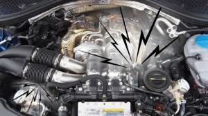 Khi nghe thấy những âm thanh này phát ra từ xe ô tô, bạn nên đi sửa gấp