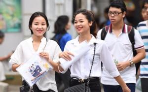 Miễn phí dự thi cho thí sinh tham dự kỳ thi THPT 2018