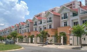Nhà phố, biệt thự tại TP.HCM tăng giá mạnh