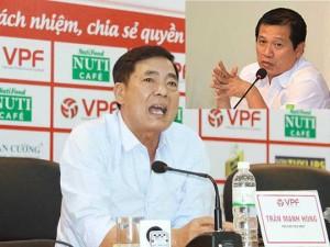 Ai tung ra đoạn ghi âm chấn động bóng đá Việt?
