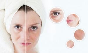 Cách lấy lại làn da căng mịn cho phụ nữ sau tuổi 35