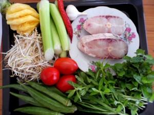 Cách nấu canh chua cá lóc ngọt mát, tấm tắc khen ngon từ miếng đầu