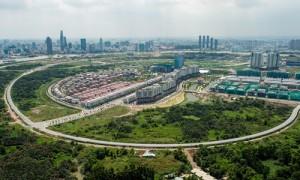 Giá đất Thủ Thiêm và khu vực lân cận tăng 'chóng mặt' thế nào?