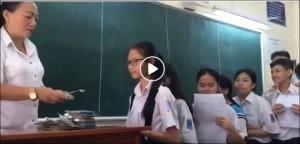 Từ clip xếp hàng nhận tiền thưởng: Cô giáo dành 3 triệu mỗi tháng để thưởng nóng