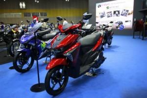 2018 Yamaha GT 125: Đối thủ cơ bắp của Honda Vision