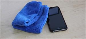 Cách làm sạch smartphone và các thiết bị điện tử khác