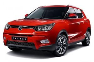 Cập nhật bảng giá xe Ssangyong mới nhất tại Việt Nam