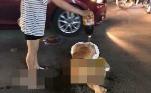 Diễn biến mới nhất vụ cô gái bị lột đồ, đổ nước mắm lên người ở Thanh Hóa