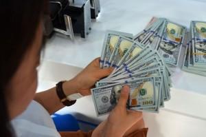 Giá USD tăng mạnh có đáng lo?