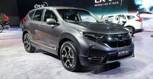 Honda Việt Nam xác nhận từ ngày 1/7 Honda CR-V tăng 10 triệu đồng