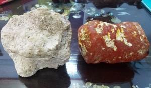 Kỳ lạ hai viên đá thơm như nước hoa, trả 5 tỷ chưa bán
