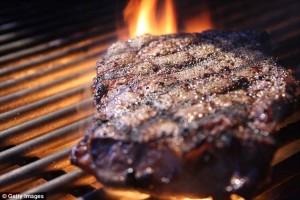 Một số người có nguy cơ mắc tim mạch cao hơn do dị ứng thịt đỏ