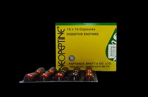 Thu hồi toàn bộ lô thuốc viên nang cứng Neopeptine vì không đạt tiêu chuẩn chất lượng