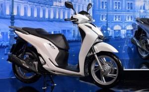 Xuống mức thấp nhất trong năm, Honda SH vẫn có mức giá