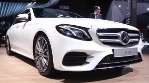 Bảng giá xe Mercedes-Benz mới nhất tháng 7/2018