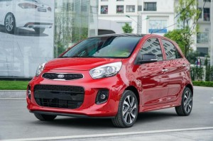 Cập nhật giá bán ô tô Kia tháng 7/2018: Không có quá nhiều biến động