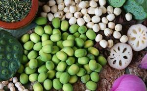 Đậu phụ làm từ hạt sen – món ngon và bổ cho bé