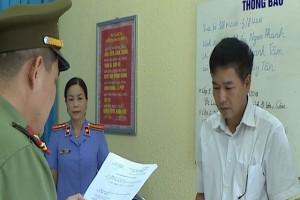 Khởi tố 5, bắt giam 3 người trong vụ gian lận điểm thi tại Sơn La