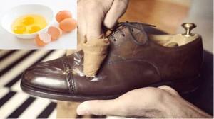 Mẹo hay giúp khắc phục khi giày da bị bong tróc