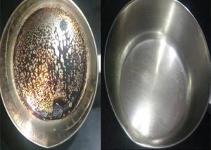 101 mẹo vặt gia đình : Mẹo làm sạch nồi bị cháy đen trong nháy mắt