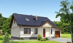 Những mẫu nhà 1 tầng đẹp, hiện đại nhất, giá chỉ từ 300 triệu đồng