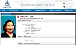Oanh Hà - 'bà trùm' 61 tuổi - người đang bị truy nã quốc tế là ai