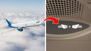 Rất nhiều người từng trải nghiệm điều này trên máy bay nhưng bí mật đằng sau đó thì không hề hay biết