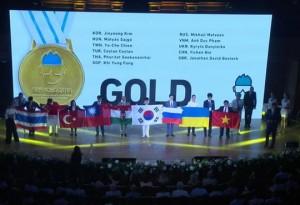 Việt Nam giành 4 huy chương tại Olympic hoá học