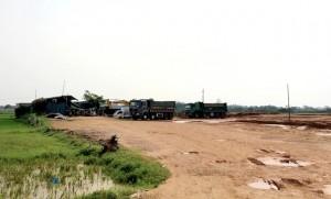 Vừa được rao đất dự án đã phân lô bán 7 tỷ/lô: Công ty của Giám đốc 7X bị 'sờ gáy'