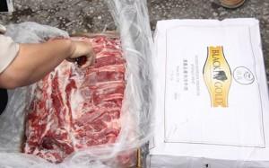 Cục Thú y phản đối việc bán đấu giá 170 tấn thịt trâu đông lạnh không rõ nguồn gốc