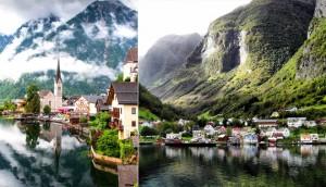 Những thị trấn được xem là xinh đẹp và lãng mạn nhất thế giới