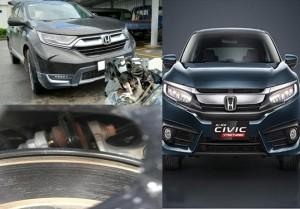 Vụ ô tô mới mua đã rỉ sét: Cục Đăng kiểm yêu cầu báo cáo, Honda Việt Nam xin 'chậm'