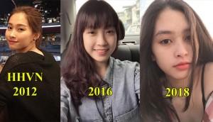 Ai mới là hoa hậu Việt Nam sở hữu mặt mộc đẹp nhất?