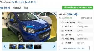 Chiếc ô tô vừa giảm giá tiếp, chỉ 259 triệu đồng rẻ nhất Việt Nam: Có nhiều người mua