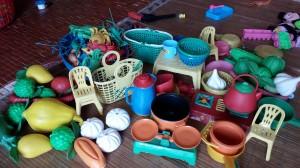 Đồ chơi trẻ em độc hại ảnh hưởng lâu dài tới thể chất của trẻ