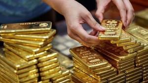 Giá vàng hôm nay 28/9: USD tăng vọt, vàng xuống đáy 1 tháng