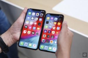 iPhone XS và XS Max vừa chào bán đã bị lỗi vào mạng chậm