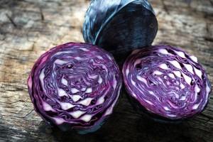 Lợi lộc mà bắp cải tím đem lại cho sức khỏe