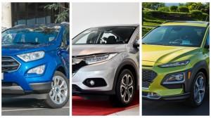 Nên mua Honda HR-V, Hyundai Kona hay Ford EcoSport?