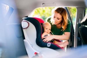 Nghiên cứu gây sốc: Ghế ô tô cho trẻ nhỏ có thể bẩn hơn cả bồn cầu