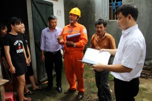 Quy định mới về giá bán điện cho người thuê nhà trọ