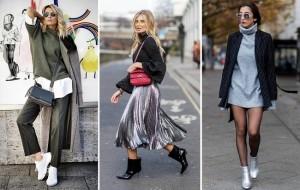 11 kiểu trang phục thu vừa trẻ trung lại sành điệu, giúp chị em khỏi phải đau đầu nghĩ hôm nay mặc gì