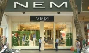 Từ 'đế chế' thời trang danh tiếng vì sao NEM ngày càng 'tuột dốc không phanh'?