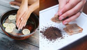 7 mẹo khử mùi tanh hải sản trên tay