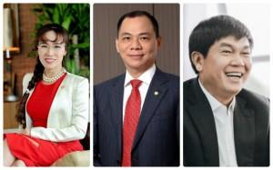 Buổi sáng 'khủng khiếp' của giới đại gia Việt: Loạt tỷ phú mất hàng chục nghìn tỷ đồng